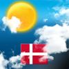 Vädret i Danmark