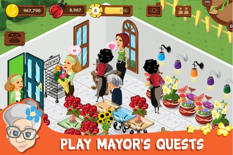 Download Flower Farm Flowerama App For Iphone And Ipad