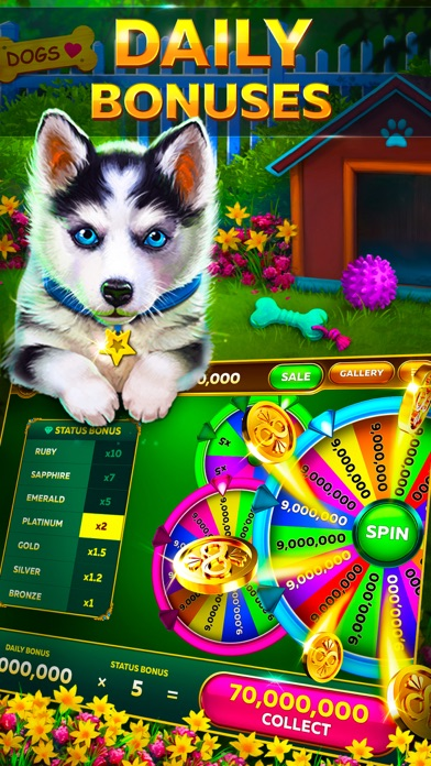 Infinity Slots: Vegas Games  Screenshot