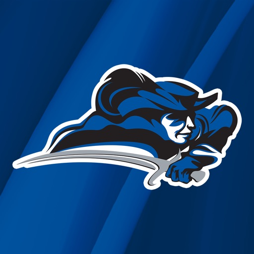 Lindsey Wilson Blue Raiders Logo
