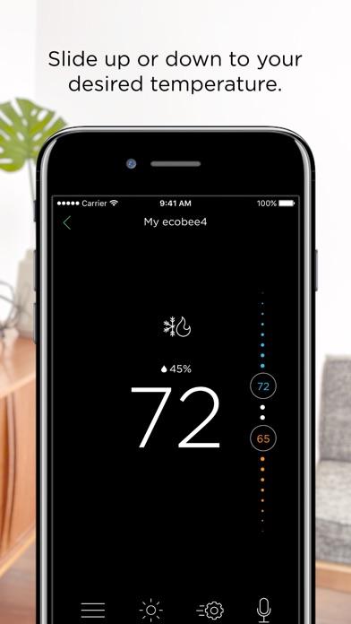 ecobee Screenshot