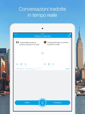Live Translator - Instant Voice & Text Translator screenshot 1