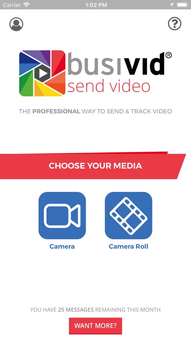 Trackable Video Messaging App Officially Launches in the App Stores Image