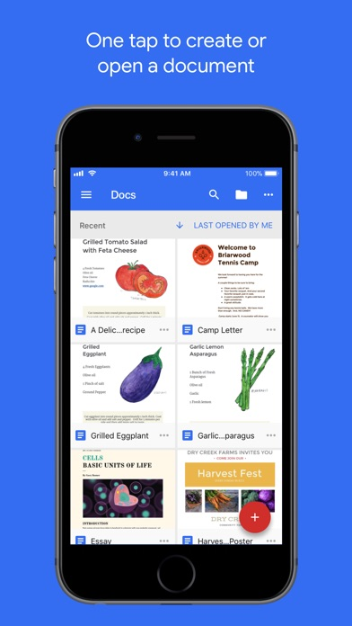 download Google Docs apps 2