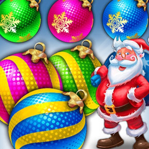 Christmas Sweeper Match 3 iOS App