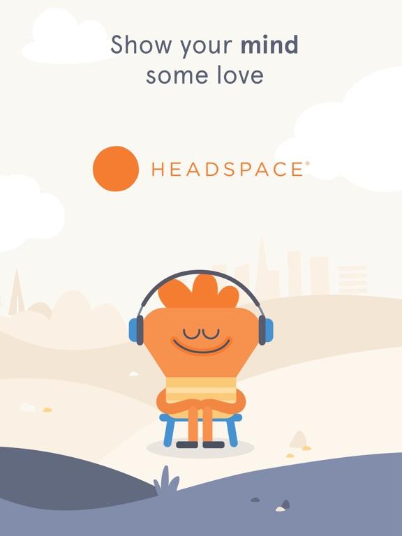 Estrés Tecnológico - Headspace app