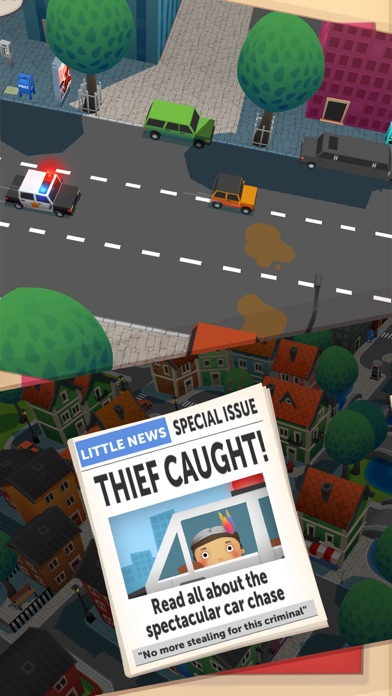Little Police  Screenshot