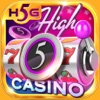 High 5 Casino: Slot di VEGAS!