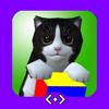 AR Kitten for Merge Cube