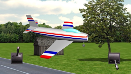 RC-AirSim Model Airplane Sim Screenshots