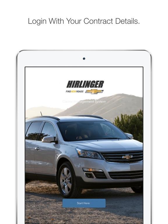 App Shopper Hirlinger Chevrolet Service Business