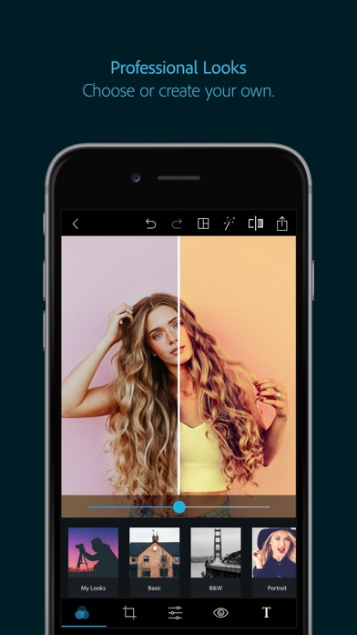 download Adobe Photoshop Express apps 0
