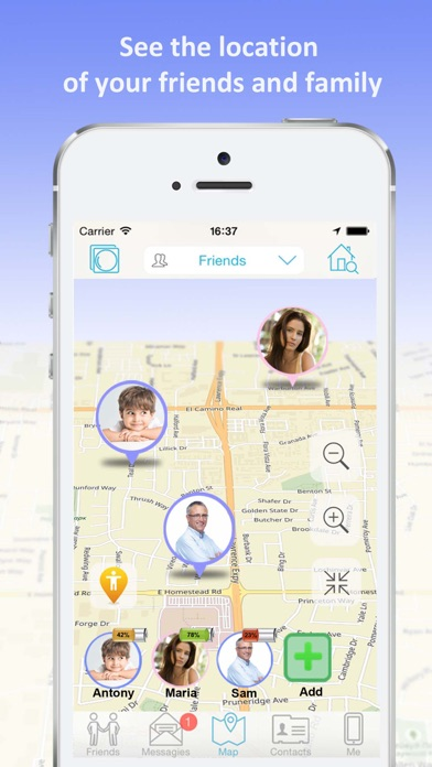 download iMap - Find My Phone & Friends apps 2