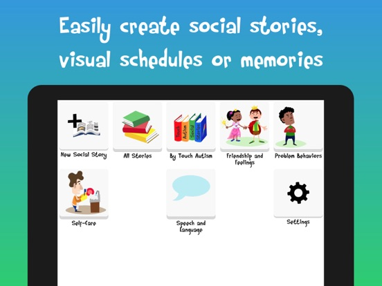 new social story book carol gray