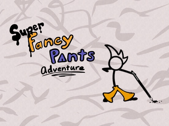 Super Fancy Pants Adventure Screenshots
