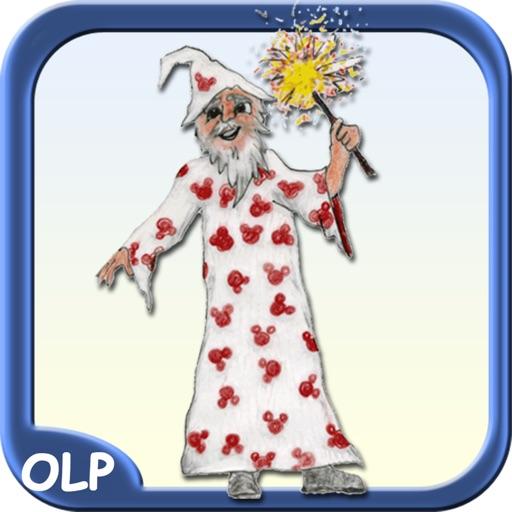OLP WDW Transportation Wizard Icon