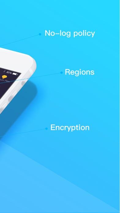 VPN for iPhone - ВПН прокси Скриншоты4