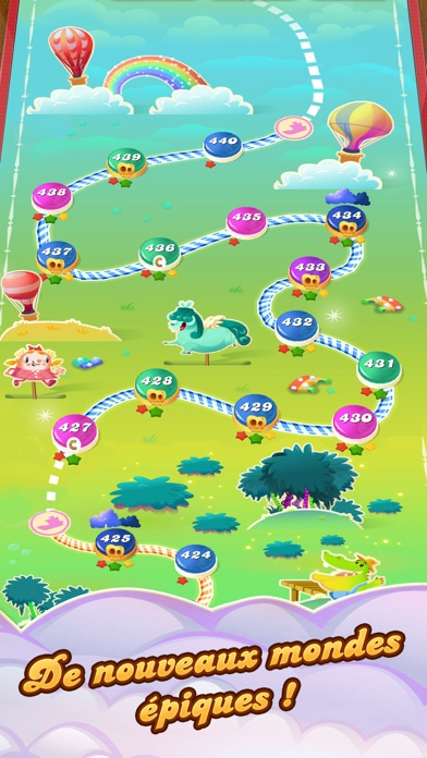 download Candy Crush Saga apps 1