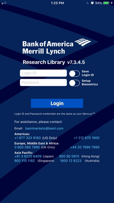 Research Library & AnalyticsScreenshot of 1