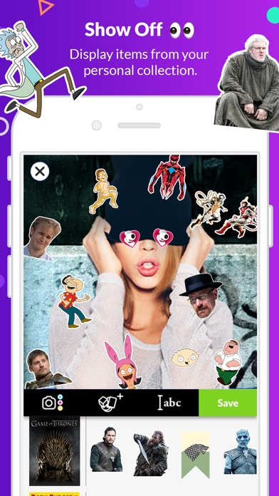 download Quidd: Stickers, GIFs & Cards apps 0