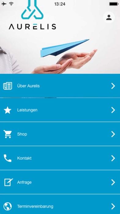 Screenshot von Aurelis GmbH1