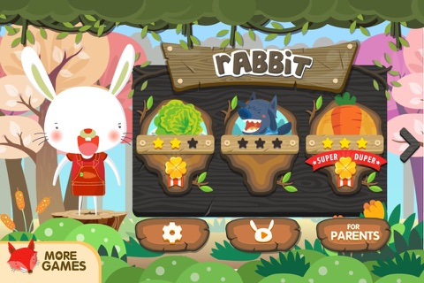 Animal games - Learning games for kids & toddlers screenshot 1
