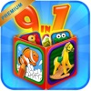 Preschool Game Box- Interactive, Educational Games App Icon
