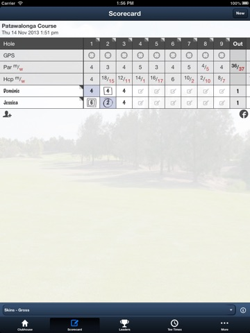 Adelaide Shores Golf screenshot 4