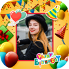 Pradip Lakhani - Birthday Photo Frames Maker  artwork