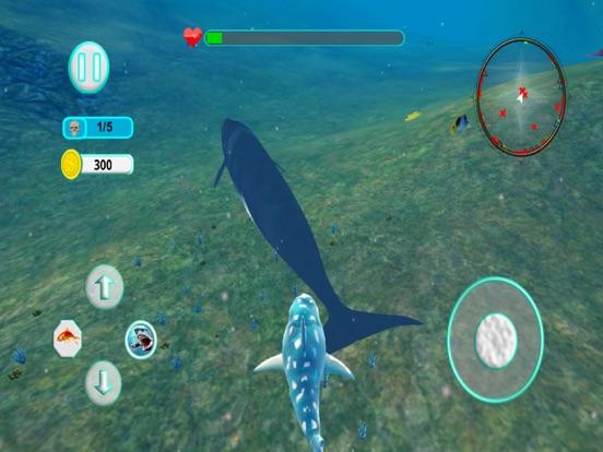 Акула Атака эволюция 3D Скриншоты10