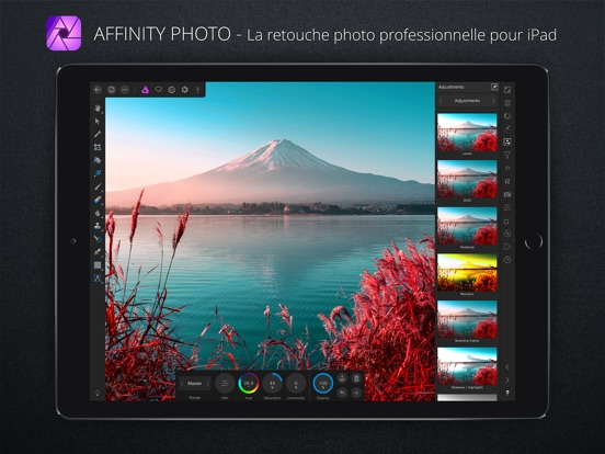Screenshot #4 pour Affinity Photo
