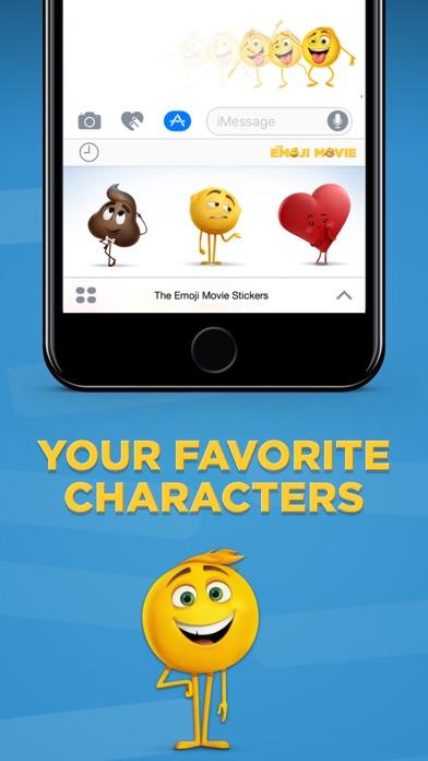 The Emoji Movie Stickers