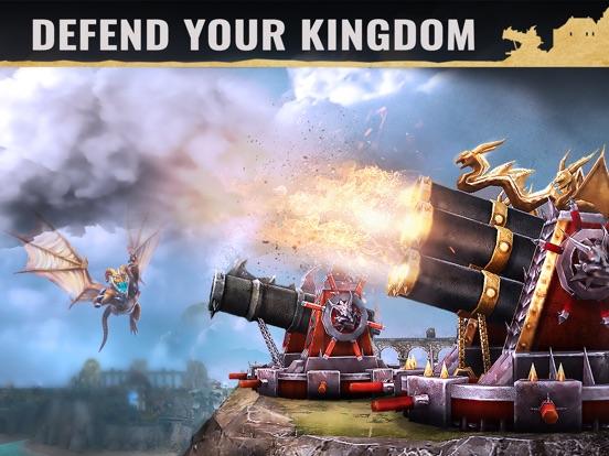 War Dragons iPad
