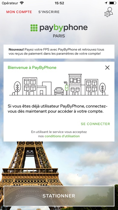 download PayByPhone Parking apps 1