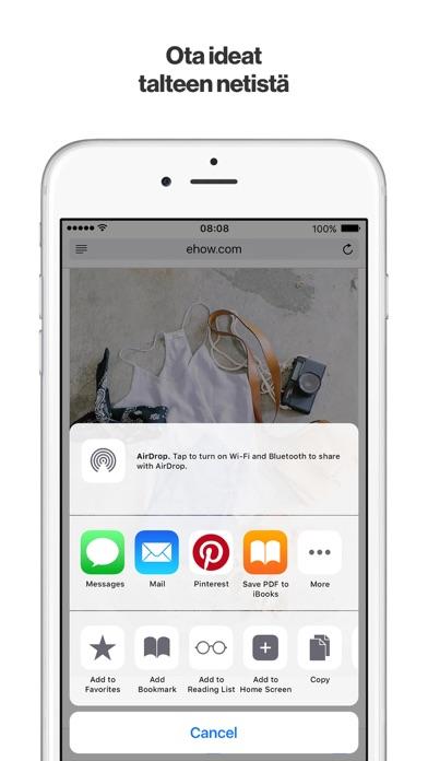 iPhone-näyttökuva 5