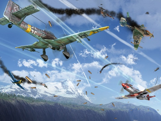 【飞行射击】搏击长空:风暴突击者