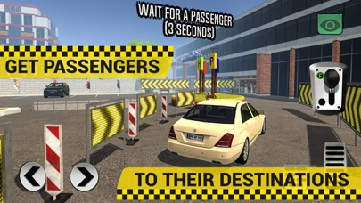 download Taxi Cab Driving Simulator apps 4