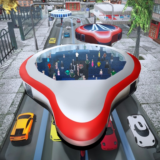 Gyroscopic Zukunft Reisebus