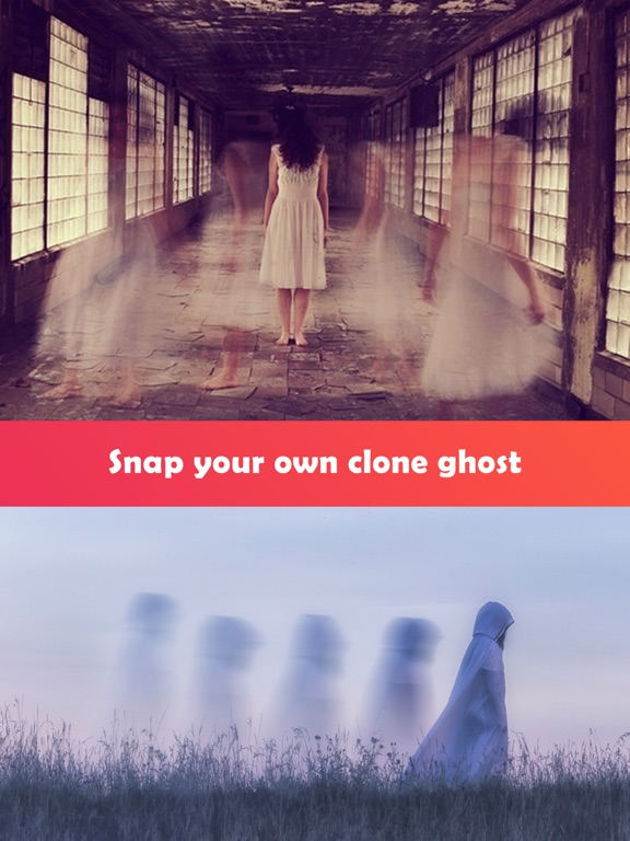 Ghost Lens AR Pro Video Editor Screenshots