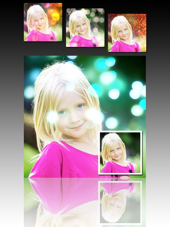 PhotoJus Bokeh Screenshots