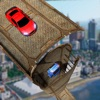 Vertical Ramp Extreme Car Jump