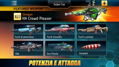 Screenshot of Kill Shot Bravo3