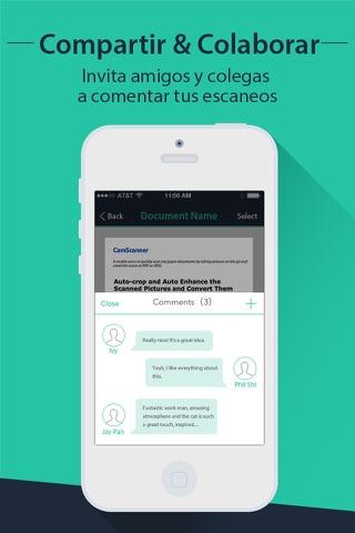 CamScanner + screenshot 4