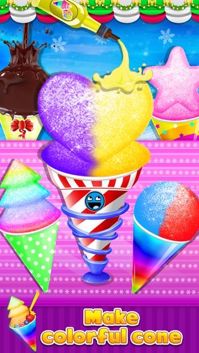 Snow Cone Maker - Frozen Food screenshot 3