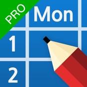 Praktischer Stundenplan Pro