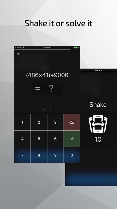 Alarmy Pro - Alarm Clock Screenshot