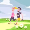 Running Sticker Pack runners emojis Wiki
