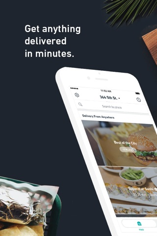 Postmates - Food Delivery screenshot 2