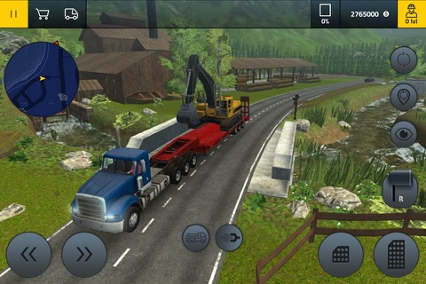 Construction Simulator PRO screenshot 4