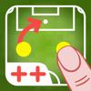 BLUELINDEN - コーチのタクティカルボード-フットボール++ アートワーク